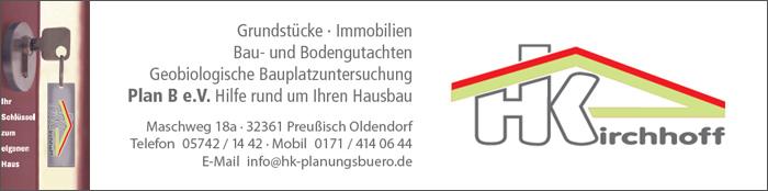 Horst Kirchhoff Planungsbüro